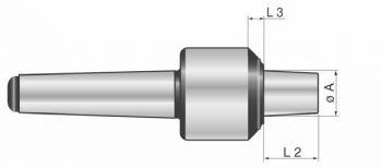 Modular tube centres