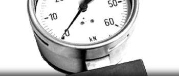 Clamping force meter