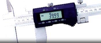 Control caliper digital