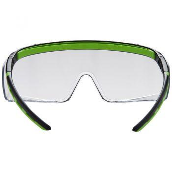 Kubik Schutzbrille, klare Polycarbonatscheibe