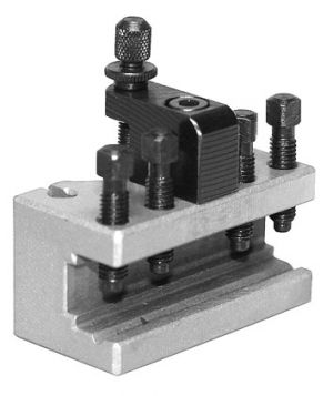 Bohrstahlhalter C, 40/160