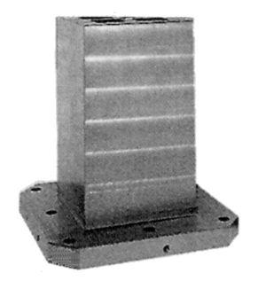 Clamping cube Type BP07 - 300x300x600mm