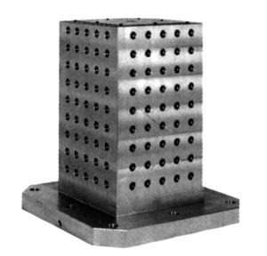 Locator-grid cube Type BP08 - 250x250x500 mm