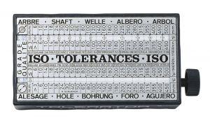"""ISO-Toleranzschlüssel """"TOLERATOR"""""""