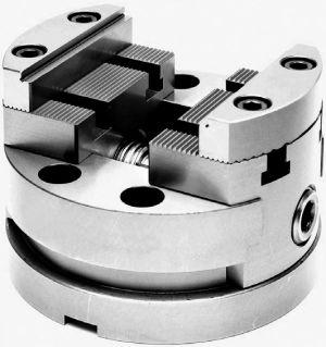 5-Achsen-Zentrischspanner, Typ SR5, Ø 100 mm