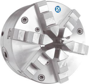 ZENTRA 6-Backen-Drehfutter Ø=125 mm - STAHL