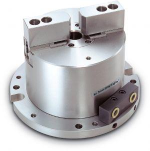 Zweibacken-Spannstock, Typ MOT-06, Ø 169 mm