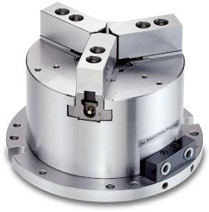 Dreibacken-Spannstock, Typ MO-08, Ø 210 mm