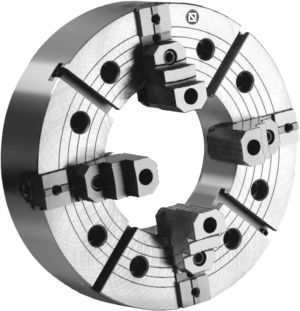 """HD-Independent chuck Ø=400 mm, acc. to DIN 55026-""""8 - STEEL"""