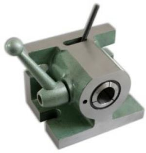 Clamping holder for 5C collets