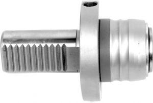 Synchro-tapping chuck, VDI 40, M3-M12