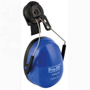 Protect 29 Helm-Gehörschutzkapseln, blau, Pro-Fit ®