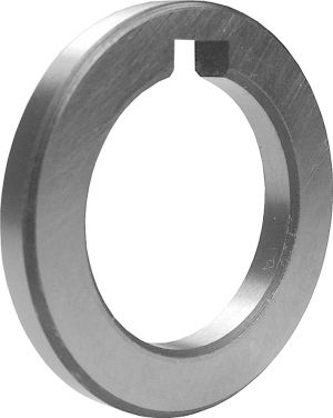 5 mm, spacing collars DIN 2084 B - bore-Ø 16.0 mm