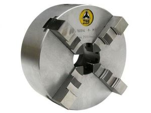 TOS four-jaw lathe chuck IUS, Ø=250 mm