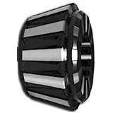 Ø 8-10 mm, Typ 148E- Rubber-Flex