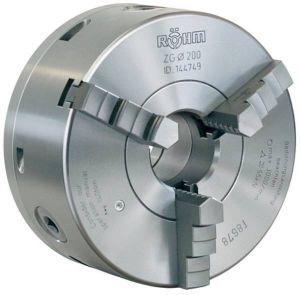 3-Backen-Drehfutter Typ ZS Hi-Tru, DIN 6350 Ø=80 mm