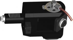 Adjustable drilling- milling head VDI30 DIN 5480, ER16 (426E), IC