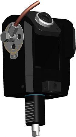 Adjustable drilling- milling head VDI30 DIN 1809, ER16 (426E), IC