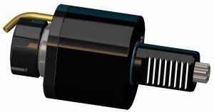 Axial Bohr- und Fräskopf VDI30 DIN 5482, ER25 (430E), IK