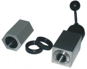 2-piece collet holder for 5C collets