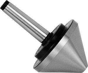Mitlaufende Zentrierkegel MLZK, MK 5, D=200 mm
