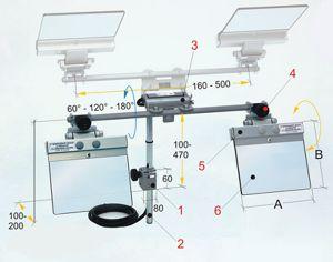 Schutzeinrichtung für Schleifmaschinen - PMA 11-160