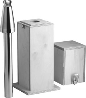Prüfdorn - DIN 2080-SK50