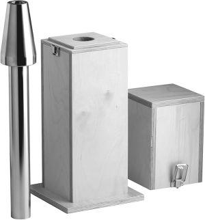 Test arbor - DIN 69871 -SK30