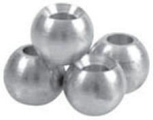 Ball spray nozzles, Ø 10mm