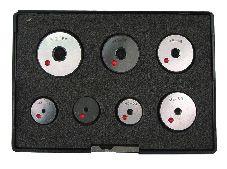 Thread ring gauges set