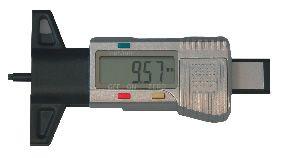 Digital-Reifen-Profillehre, Messbereich 25 mm