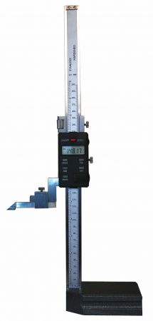 Digital height and marking gauges, T608, 500 mm