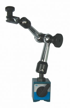 Universal small dial support, Type 530, magnet force 10 kg