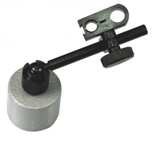 Universal small dial support, Type 559, magnet force 17 kg