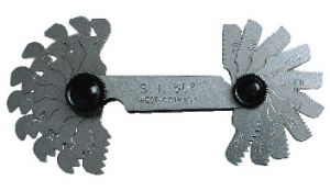 Double Thread Calipers, 58 blades