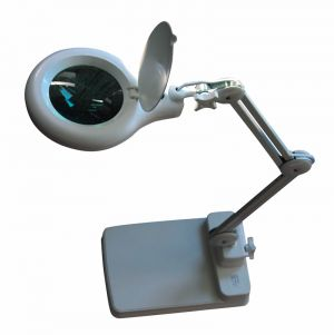 Magnifying Lamp with stand base