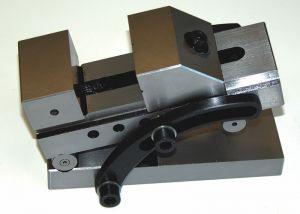 Sinus-Schraubstock, Backenbreite 75 mm