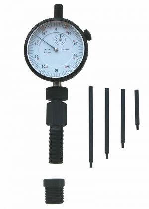 Zündzeitpunkt-Einstellgerät, Gewinde M 10 x 1 mm, Adapter M 10 x 1 mm / M 14 x 1,25 mm