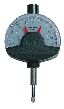 Comparator gauge COMPIKA, DIN 879-1, reading 0,001 mm