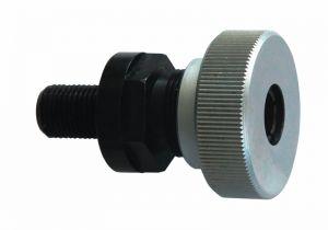 Messuhr Aufnahme mit Gewinde M 10 x 1,0 mm