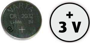 Ersatzbatterie CR 2032