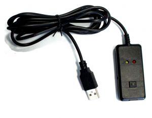 USB-Interface für Anschluss an PC