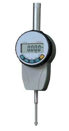 Digital-Messuhr, Messbereich 25,0 mm, Ablesung 0,001 mm, 1,5 V Messsystem