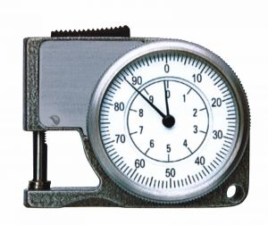 Dicken-Messgerät, Ausladung 10 mm, Messbereich 0-10 mm