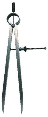 Präzisions-Federzirkel, Länge 600 mm