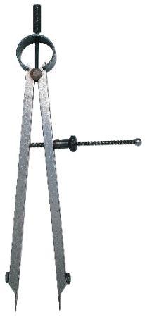 Ersatzspitze aus Stahl, 1Paar
