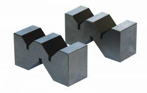 Dreifach-Prismen-Paar, für Welle Ø 5 - 33 mm