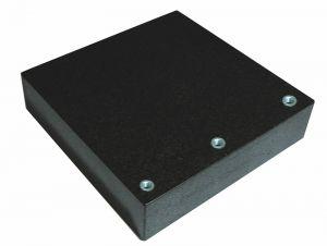 Mess- u. Kontrollplatte, DIN 876/0, Abmessung 400 x 400 x 50 mm