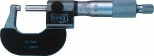 Bügelmessschraube mit Zählwerk, Messbereich 75-100 mm