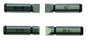 Gewinde-Einsatz mit 55° Winkel, Maß 40-32 mm